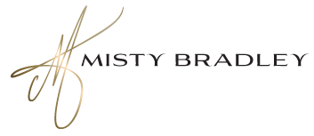 Misty Bradley Logo Black